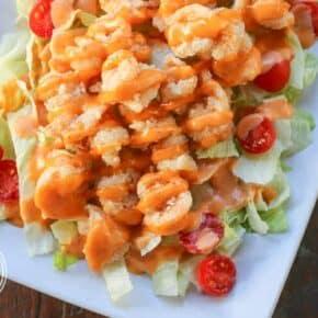 Better than Bonefish - Gluten Free Bang Bang Shrimp