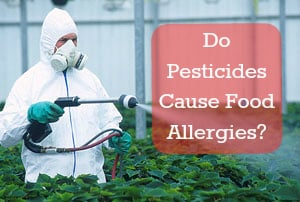 Do Pesticides Cause Food Allergies?