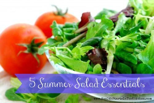 Summer Salads Essentials