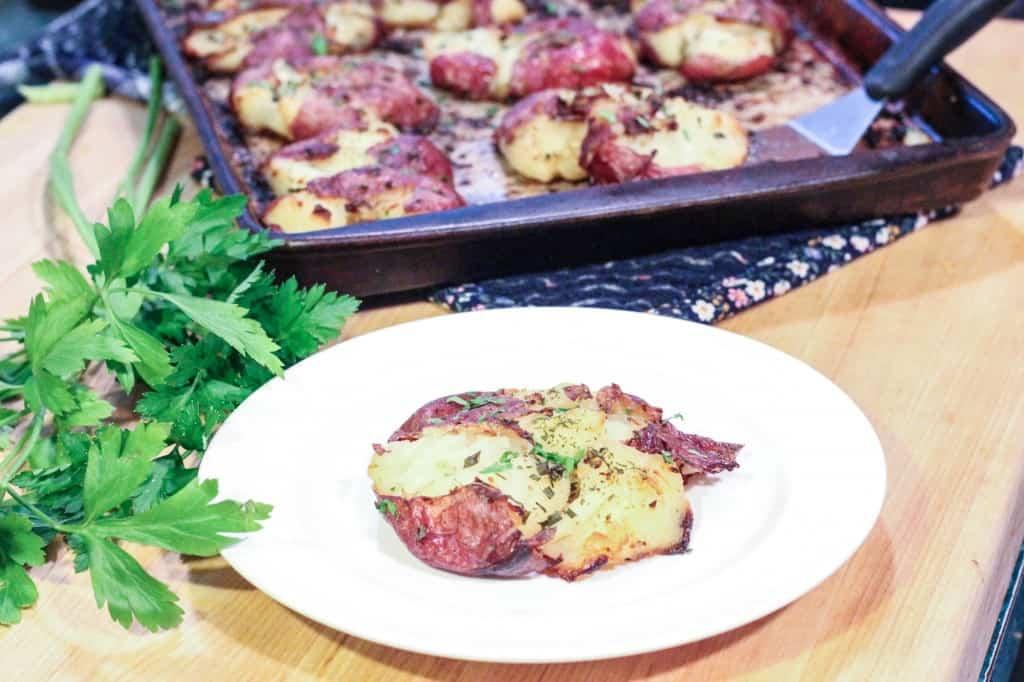 serving healthier crash hot potatoes_