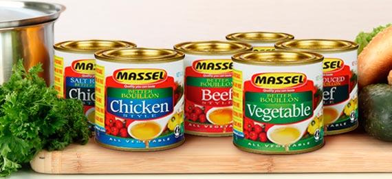 Massel-Product-granules