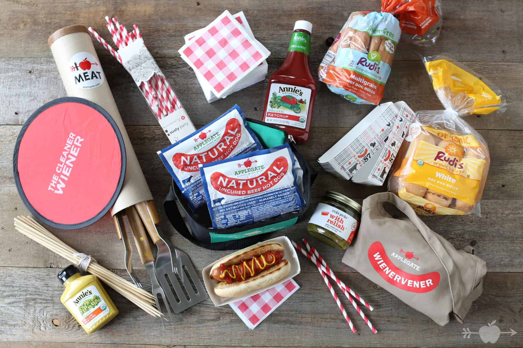 Do you need a Wienervention? and an Applegate Giveaway!