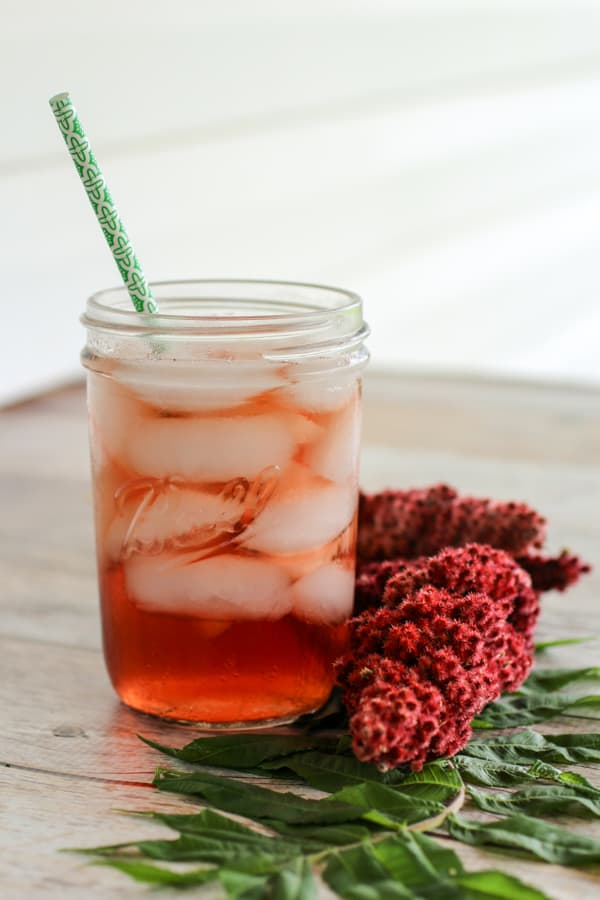 Sumac-ade; a Natural Alternative to Kool-aid