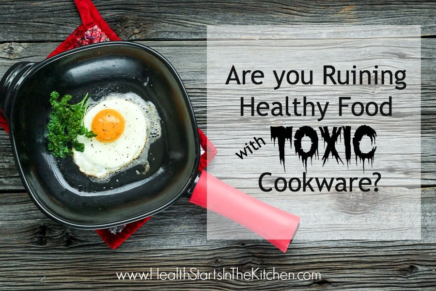 Are you RUINING Healthy Food with TOIXC Cookware? and an Xtrema Ceramic Cookware Giveaway