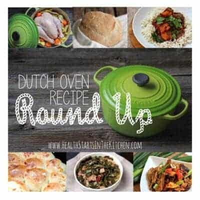 Dutch Oven Recipe Round-Up