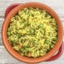 Fool-Proof Pressure Cooker Rice Pilaf - www.HealthStartsinthekitchen.com