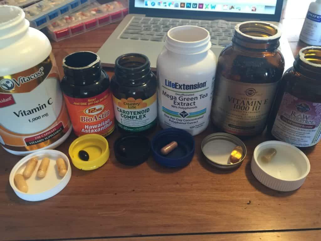 Learn how to prevent sunburn with 6 supplements - www.healthstartsinthekitchen.com
