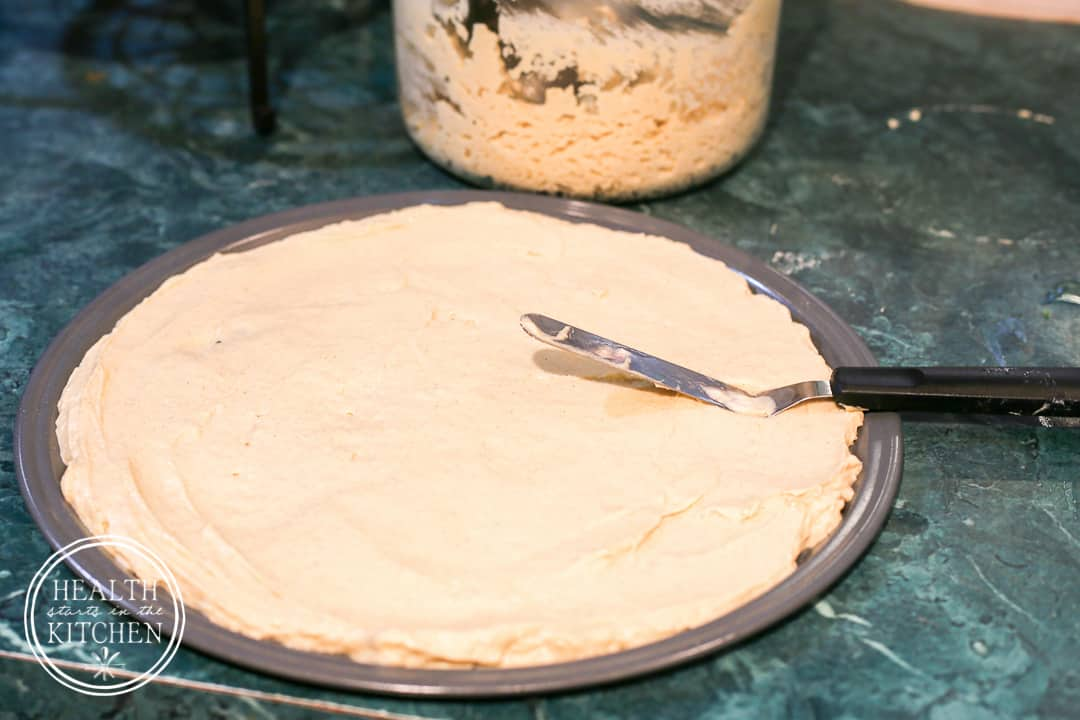 Gluten-Free Pizza Crust made with the World's Best Gluten-Free Dough