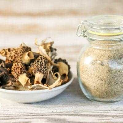 Magical Wild Mushroom Seasoned Salt