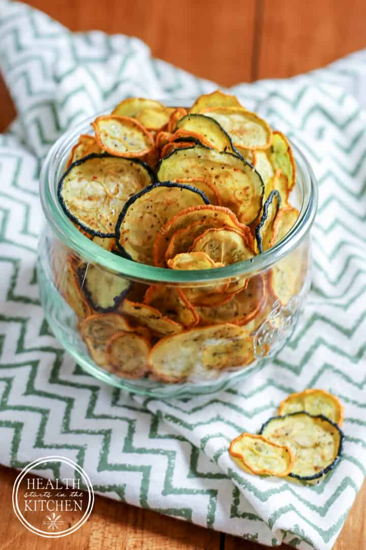 Low carb crispy zucchini chips health starts in the kitchen low carb crispy zucchini chips paleo primal gluten free grain forumfinder Images
