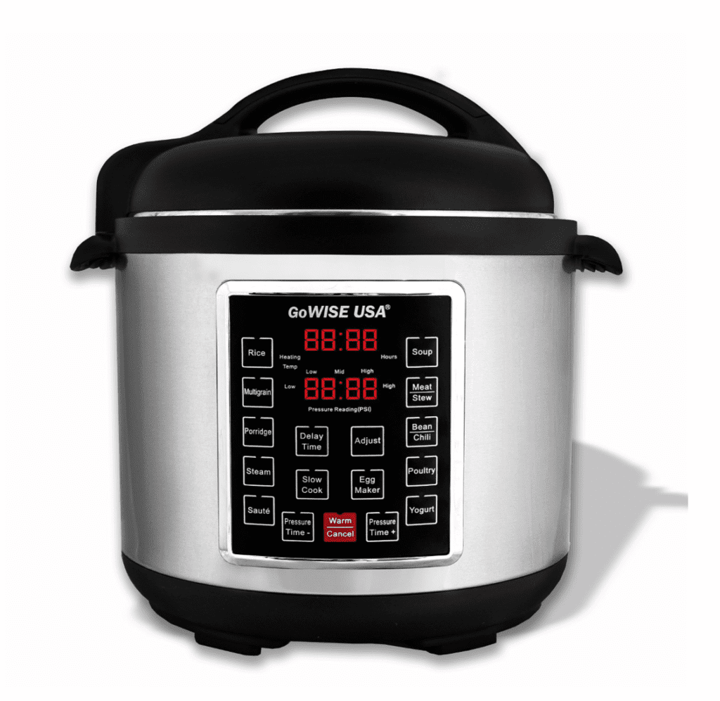 5 Reasons you Should use a Pressure Cooker