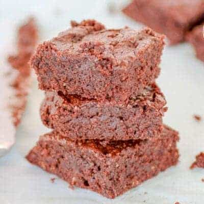 Grain-Free Fudgy Brownies {Sneak Peek from Without Grain}