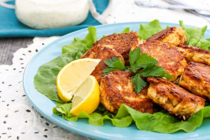 Crab Cakes Without Filler