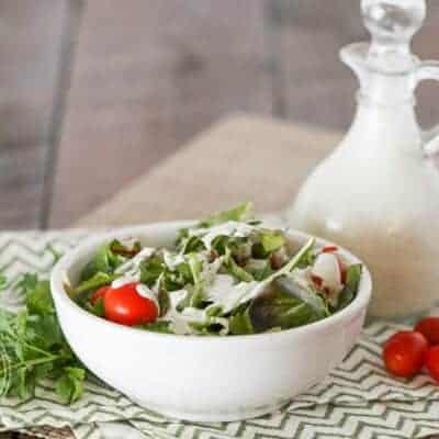 Paleo-Keto Ranch Dressing {Dairy-Free & Low-Carb}