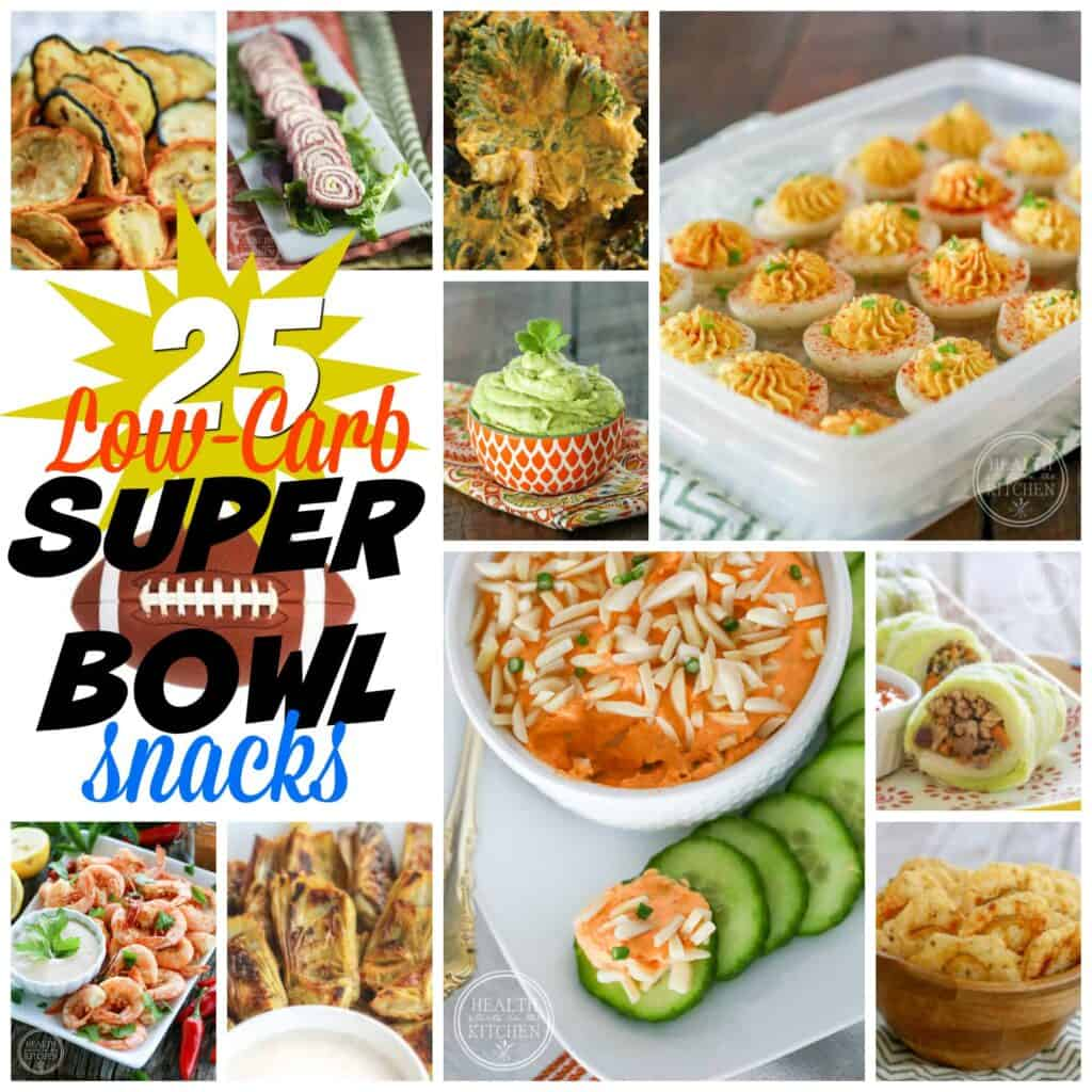 Super Bowl Food Menu Healthy