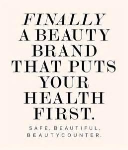 Safe Skincare & MakeUp by Beautycounter