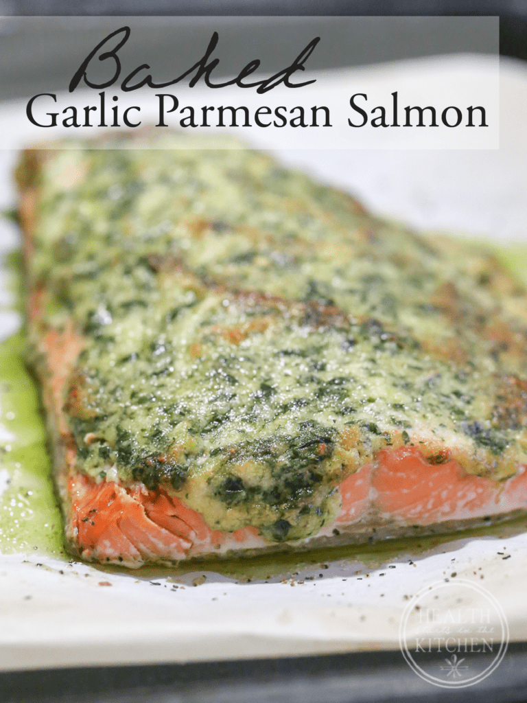 Salmon With Mayo And Parmesan Cheese