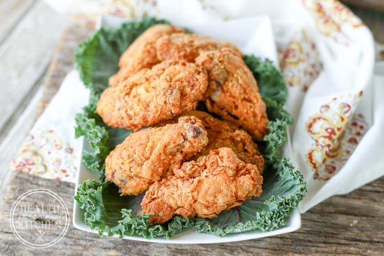 Crispy & Delicious Gluten-Free Fried Chicken