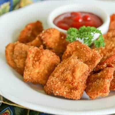 Vegetarian Chicken Nuggets
