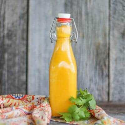 Fermented Mango Habanero Hot Sauce