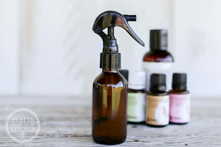 Essential Oil Dog Ear Wash Spray {for Ear Infections}