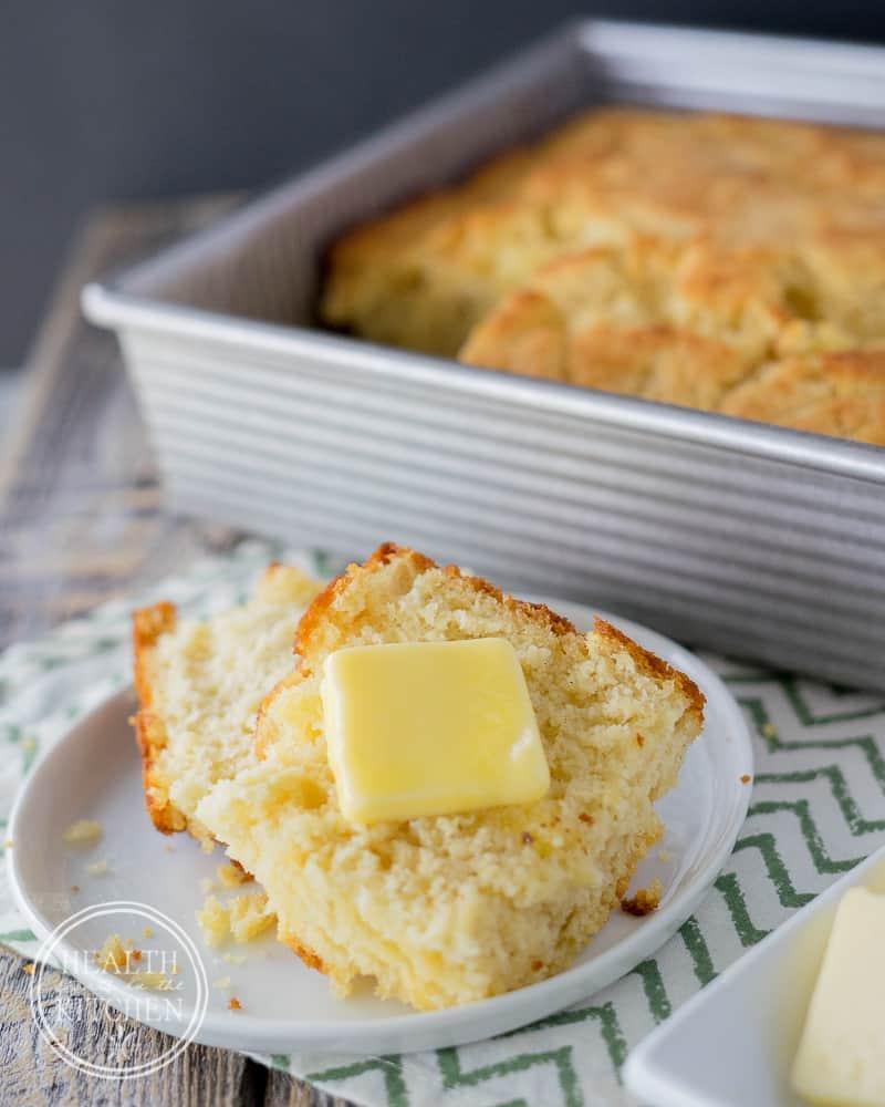 Einkorn Butter Dip Buttermilk Biscuits