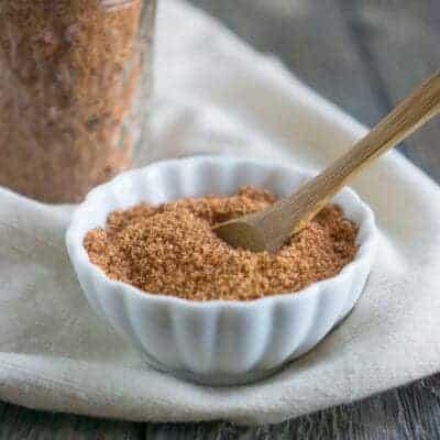 Homemade BBQ Spice Dry Rub