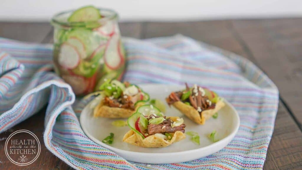 Korean Short Ribs Slow Cooker Food Network The Kitchen