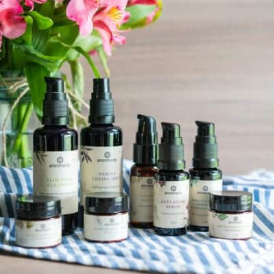 My 30-Day Annmarie Skincare Challenge