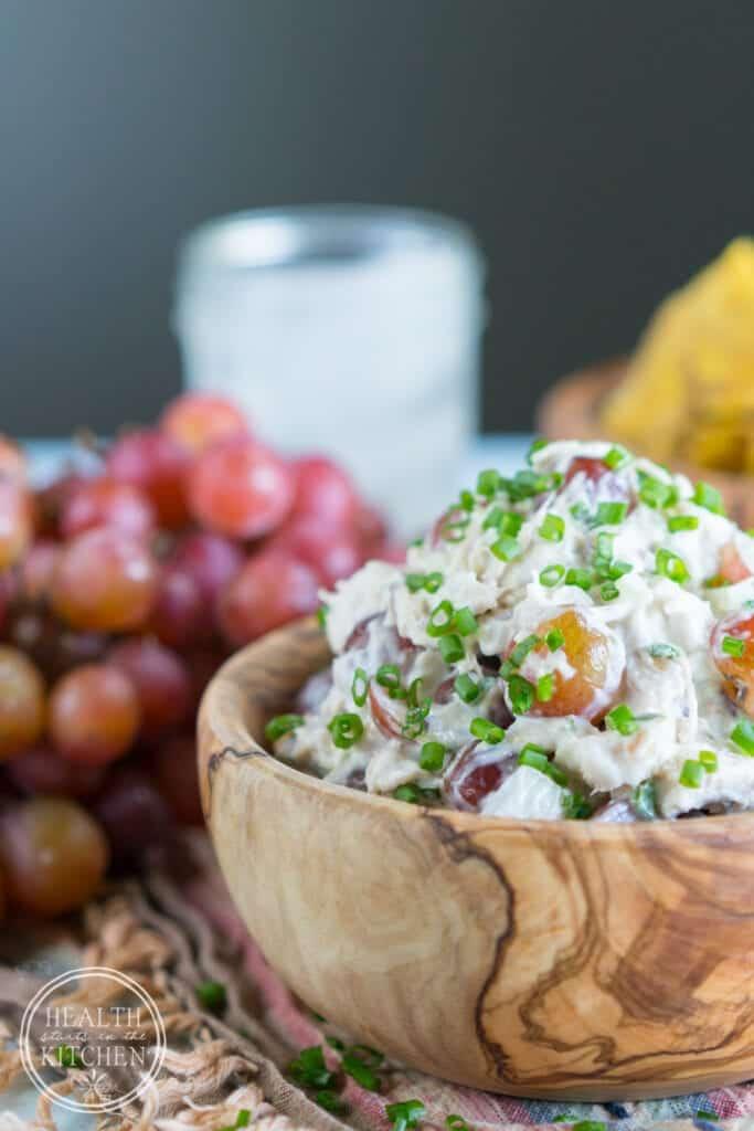 World's Best Chicken Salad - Real Food & Paleo Friendly
