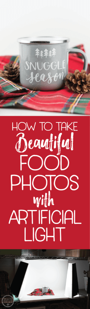 How to take Beautiful Food Photos with artificial light