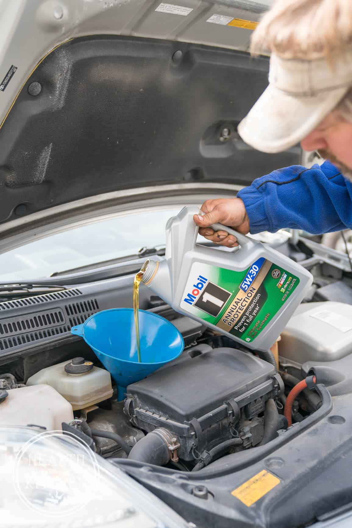 Upgrade to a eco friendly automobile oil change health for Used motor oil disposal walmart