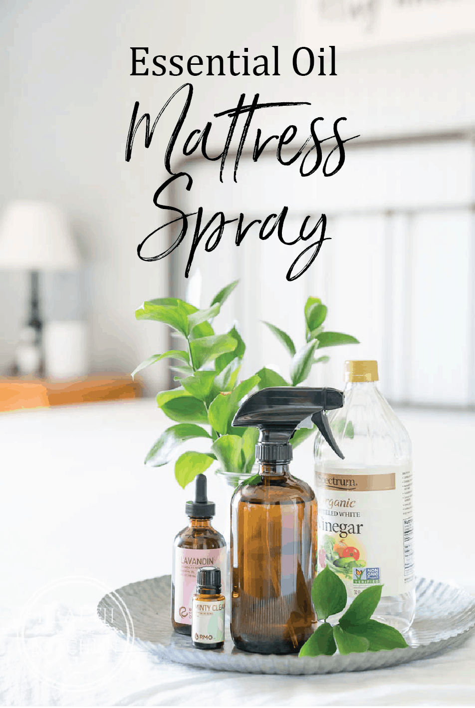 Essential OIl Mattress Spray