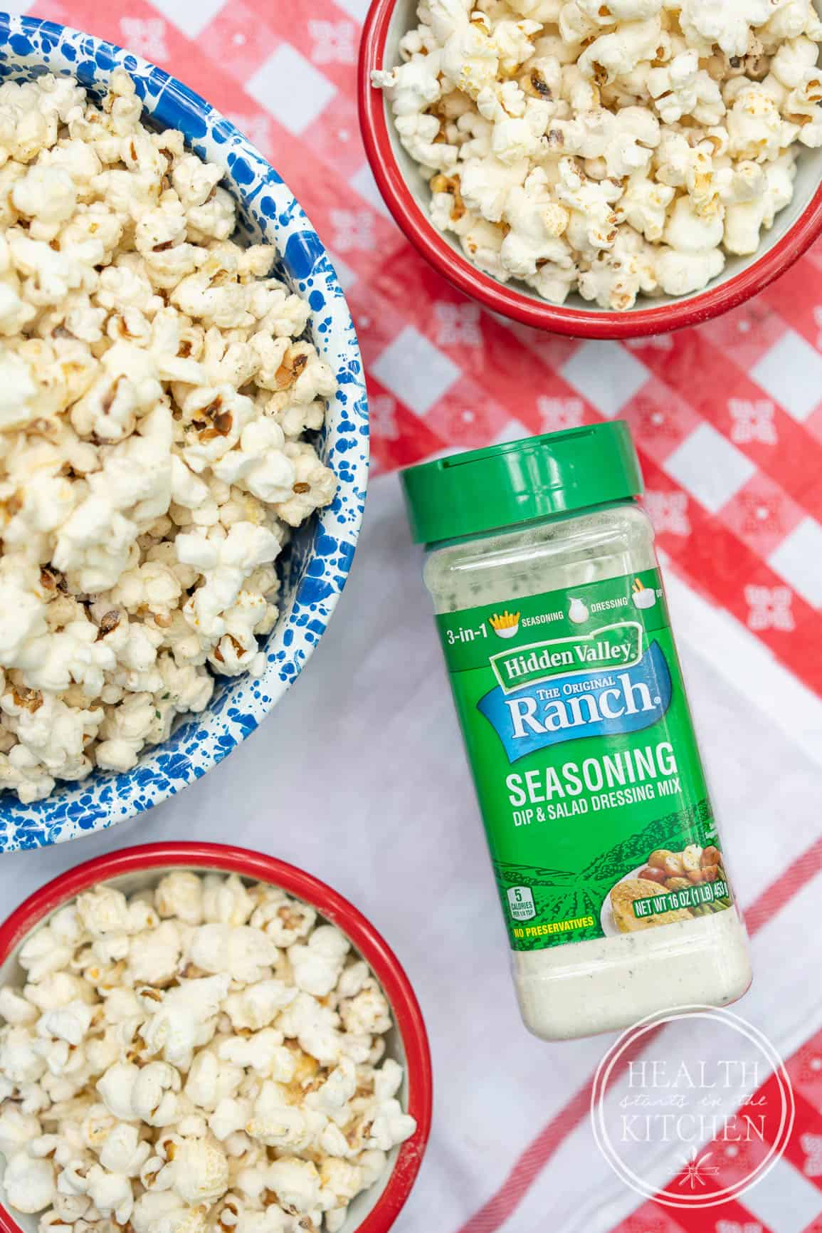 Campfire Ranch Popcorn {made at our Camp Serendipity}