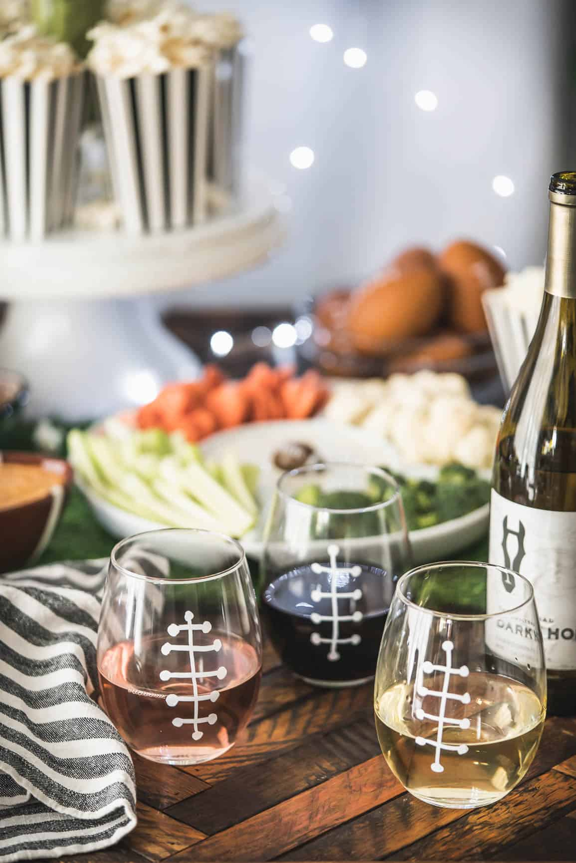 How to Throw a Wine-Friendly Game Day Party