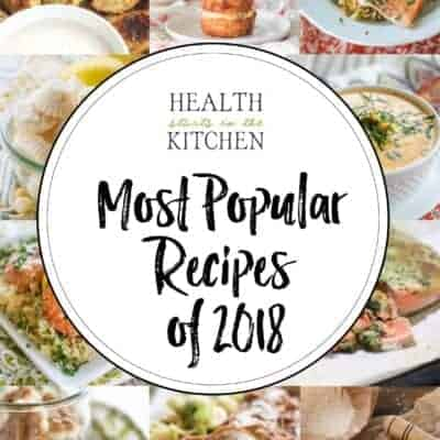My Top 10 Most Popular Recipes of 2018