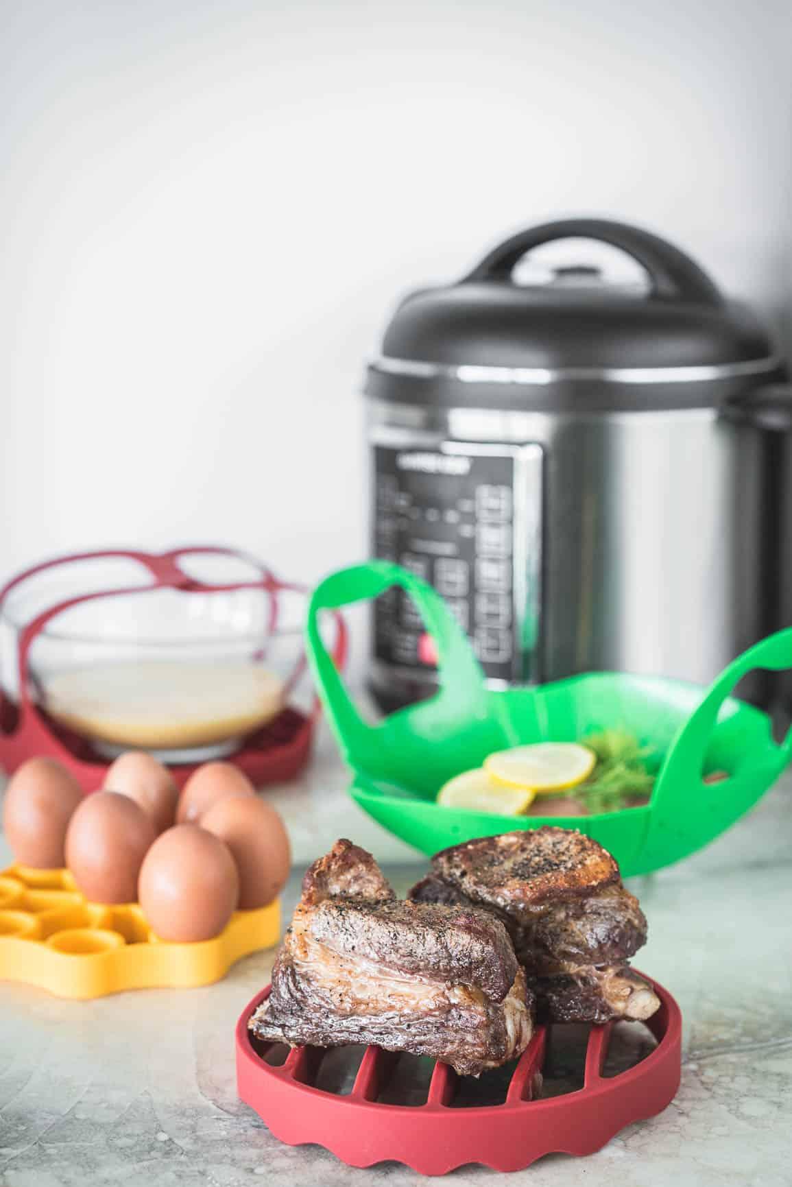 OXO Pressure Cooker Silicone Accessories