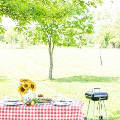 5 Tips for a Keto Low-Carb Friendly Summer Cookout