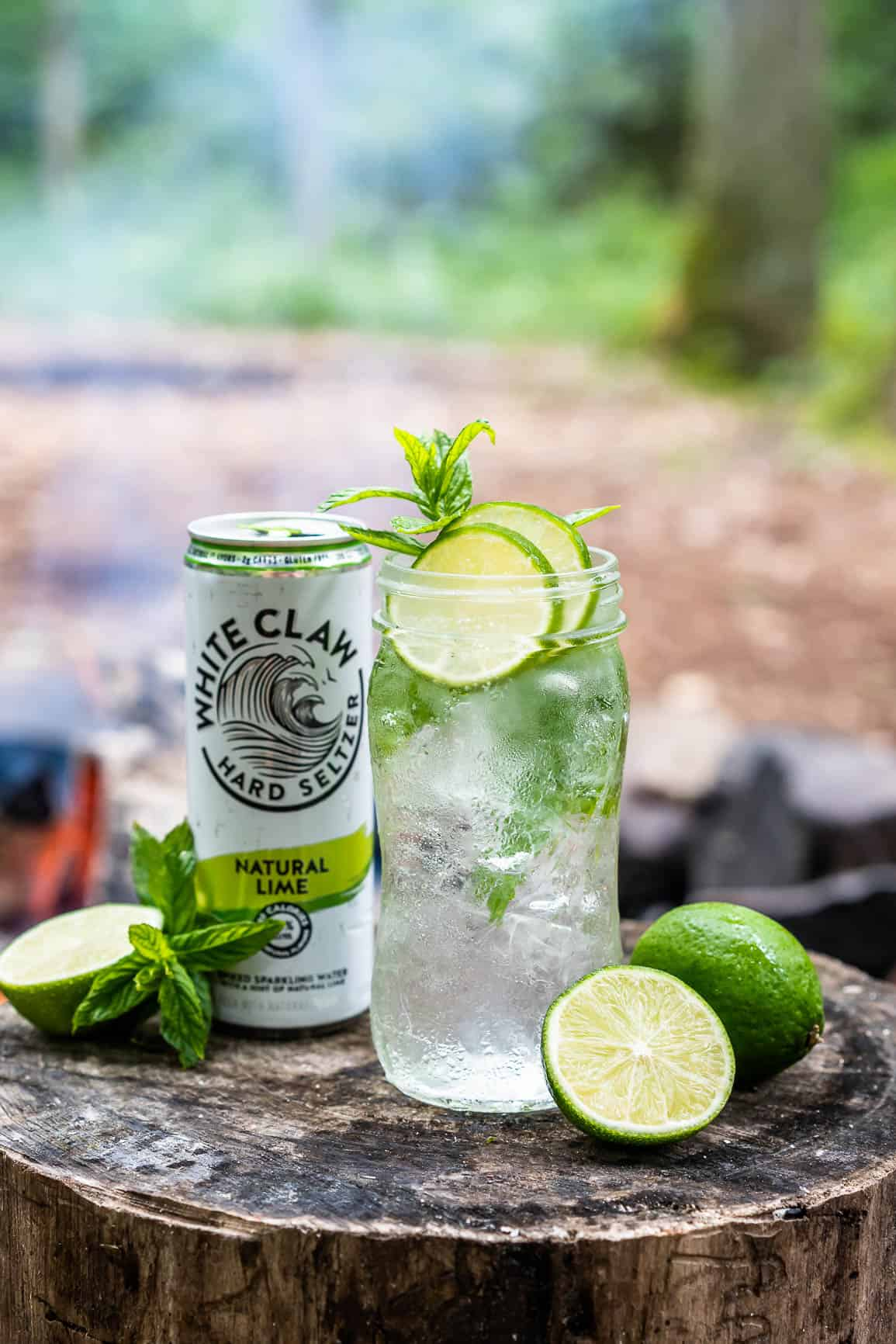 Best Keto Hard Seltzer Drinks for Camping - Health Starts in