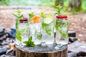 Best Keto Hard Seltzer Drinks for Camping