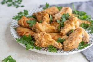 Crispy Air Fryer Chicken Wings Recipe