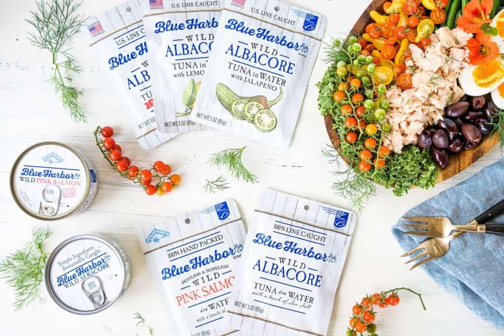 Easy Keto Tuna Salad Niçoise Recipe
